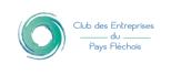 logo du Club des entreprises du Pays Fléchois